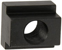 Small Parts 1018 Steel T-Slot Nut - Black Oxide Finish