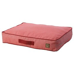 One for Pets Siesta Outdoor Dog Bed Red MD