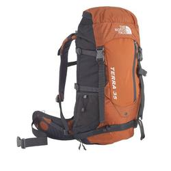 Terra 35 Backpack for Tracking & Hiking - Rhumba Orange - Size: One Size