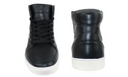 Xray Men's Delta High Sneaker - Black - Size: 7