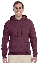 Jerzees Men's NuBlend Hooded Pullover Sweatshirt