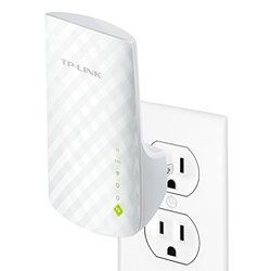 TP-Link AC750 Universal Wi-Fi Wall Plug Range Extender (RE200)