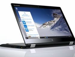 """Lenovo Yoga 700-14ISK 14"""" Laptop i5 8GB 256GB Windows 10 (80QD004QUS)"""