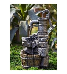 Mainstays Water Pump and Rock Fountain Fountain Pump - Multi