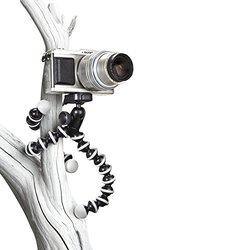 Joby GP2B1AM Gorillapod Hybrid Trip for Cameras - Black/Grey