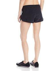 "Zoot Women's Run 101 2"" Short Lagoon Camo Palm - Blck - Size: Large"