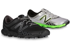 New Balance Men's Minimus Sport Mesh Golf Shoes: Medium Gray-green/11