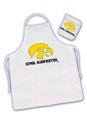 WinCraft NCAA Iowa Hawkeyes BBQ Tool Set