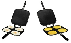 AllStar Marketing Pancake & Egg Pan Cooker - Black (PK011112)