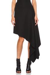 MCQ Alexander Mcqueen Asymmetrical Skirt - Size: Large