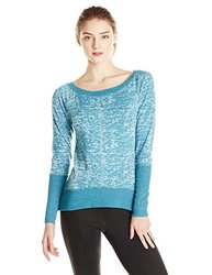 Soybu Women's Iris Pullover, Dragonfly, Small