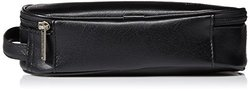 Kenneth Cole REACTION Mens Time Travel Kit, Black, One Size