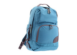 "Overland Equipment Acadia Backpack - Peacock/Sprout - 11.5"" x 12.5"" x 5"""