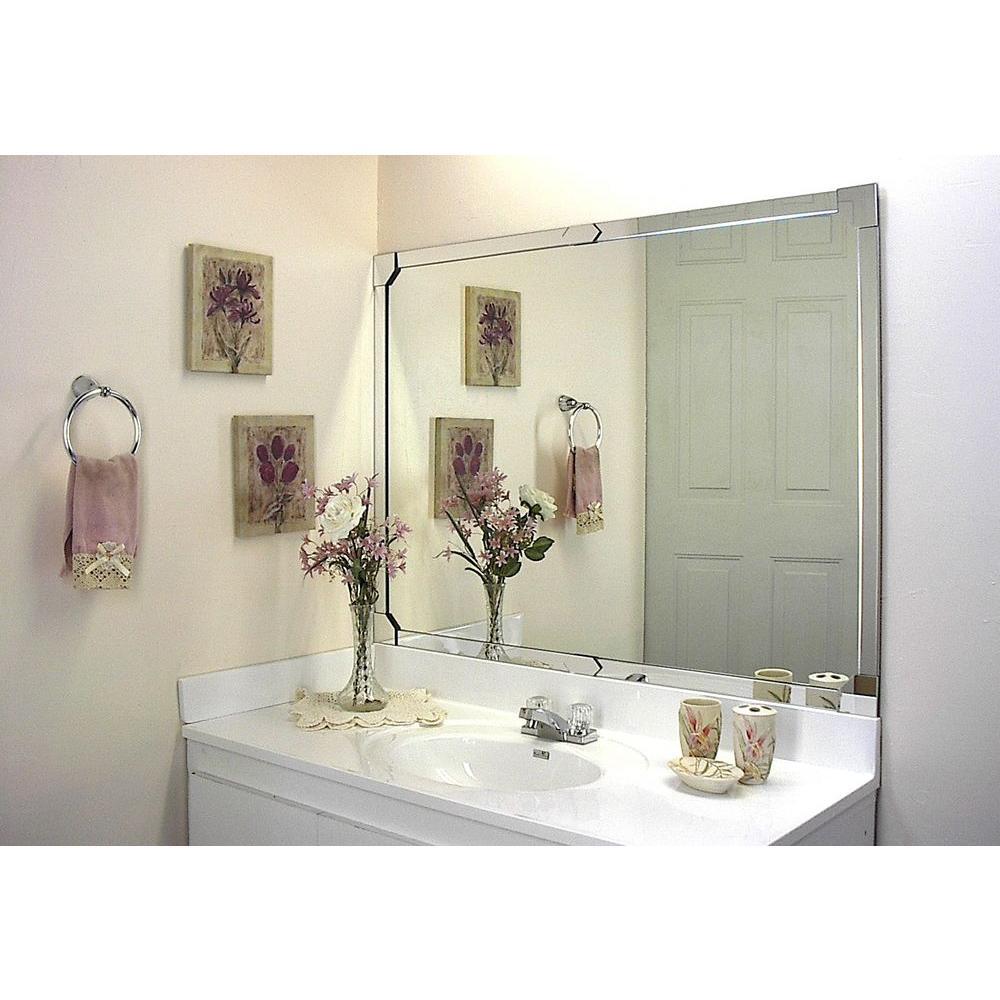 Beveled Mirror Edge Trim | Home design ideas