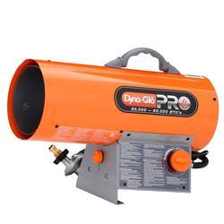 60K BTU Forced Air Propane Portable Heater - Orange (RMC-FA60DGP)