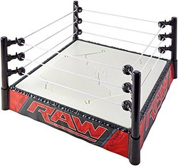 "Mattel WWE Raw Superstar Ring - 14"" - Ages 6-12 Years"