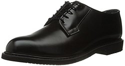 Bates Men's Lites Leather Oxford, Black, 11.5 D