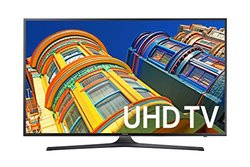 "Samsung 65"""" 4K Ultra HD Smart LED TV - (UN65KU6300)"" 1030089"