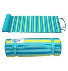 Room Essentials Beach Roll-Up Mat - Multi Stripe