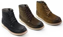Unionbay Mattawa Boot: Black/size 12