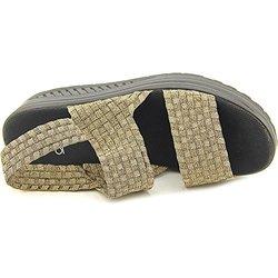 Corkys Rachel Women's Wedge Sandal - Bronze - Size: 11