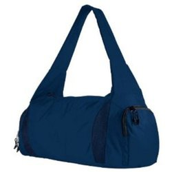 Augusta Sportswear Zippered Competition Bag - Navy - Size: One Size