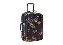 Tumi Voyageur Super Leger International Carry-On - Black Floral - 21""
