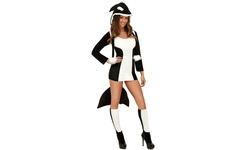 Orca Cutie Costume For Women: Medium