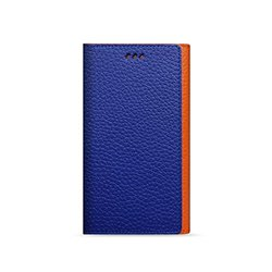 ARAREE Z FOLDER for iPhone 6  - Retail Packaging - Blue/Orange