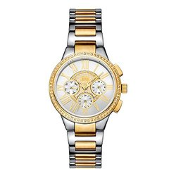 JBW Women's Helena Diamond Watch: Two-Tone Stainless Steel & Gold (J6328D)