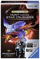 Ravensburger Hunt for The Star Crushers Space Hawk Expansion Set