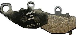 Galfer FD134G1054 Semi-Metallic/Organic Brake Pad