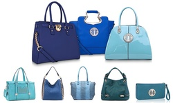 Mkf Collection Handbag: Martha/blue