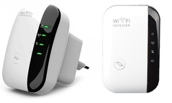 Mini 300 Mbps Wireless Wifi Repeater And Range Extender