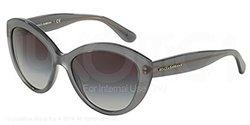 Dolce & Gabbana Women's Opal Grey/Grey Gradient Sunglasses