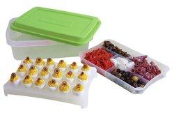 Rachael Ray Foodtastic Party Box - Orange - Size: 6.8-Liter