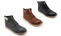 Xray Men's Kimball Boot - Tan - Size: 10