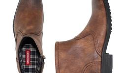 Xray Dahill Boot: Brown/13