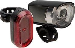 Bike Light Bell Lumina 750 Set