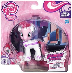 My Little Pony POWER PONIES Exclusive Fili-Second Pinkie Pie