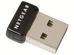 Netgear WNA1000M IEEE 802.11n USB Wi-Fi Adapter 150 Mbps External