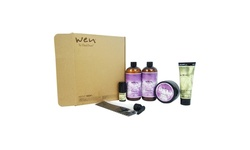 Chaz Dean Women's Hair Care Deluxe Kit - Lavender