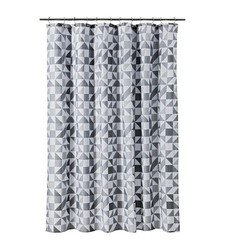 "Room Essentials Shower Curtains - Gray - Size: 72"" x 72"""