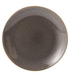 Threshold Belmont Dinner Plate - Set of 4 - Gray