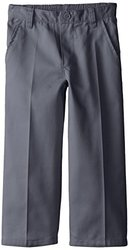 French Toast Little Boys' Pull-On Pant, Grey, 4T