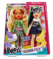 Bratz Deluxe Fashion Pack Style #2 - Raya and Jade