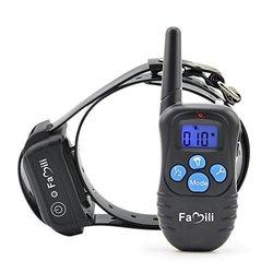 Famili Dbb1 330 Yards Remote Dog Shock Electric Training Collar