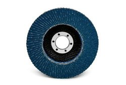 3M 566A Type 29 Coated Alumina Zirconia Flap Disc - 40 Grit - 7 in Dia - 55426 [PRICE is per DISC]