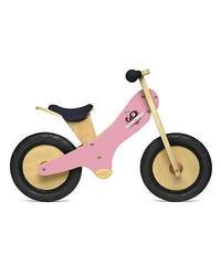 Kinderfeets Tiny Tot 2-1 Tricycle/Balance Bike - Pink