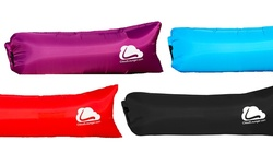 Cloudlounger Outdoor Inflatable Lounger - Red
